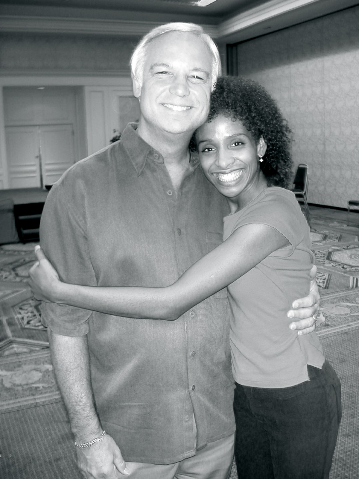 Venus with Jack Canfield