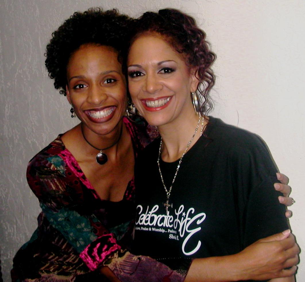 Venus with Sheila E.