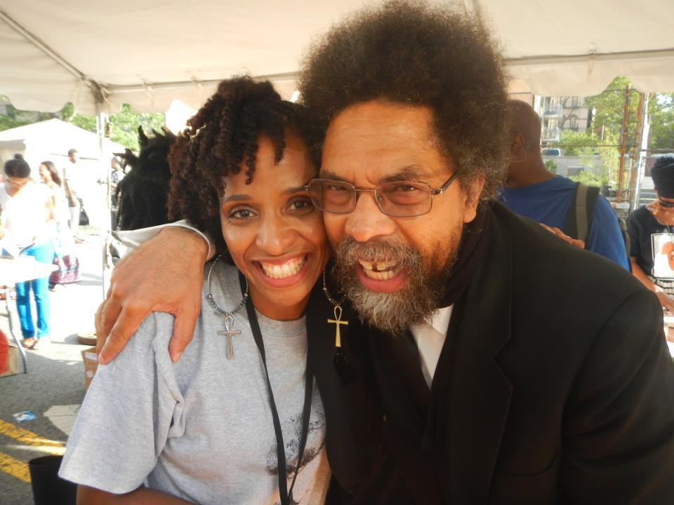 Venus with Dr. Cornel West