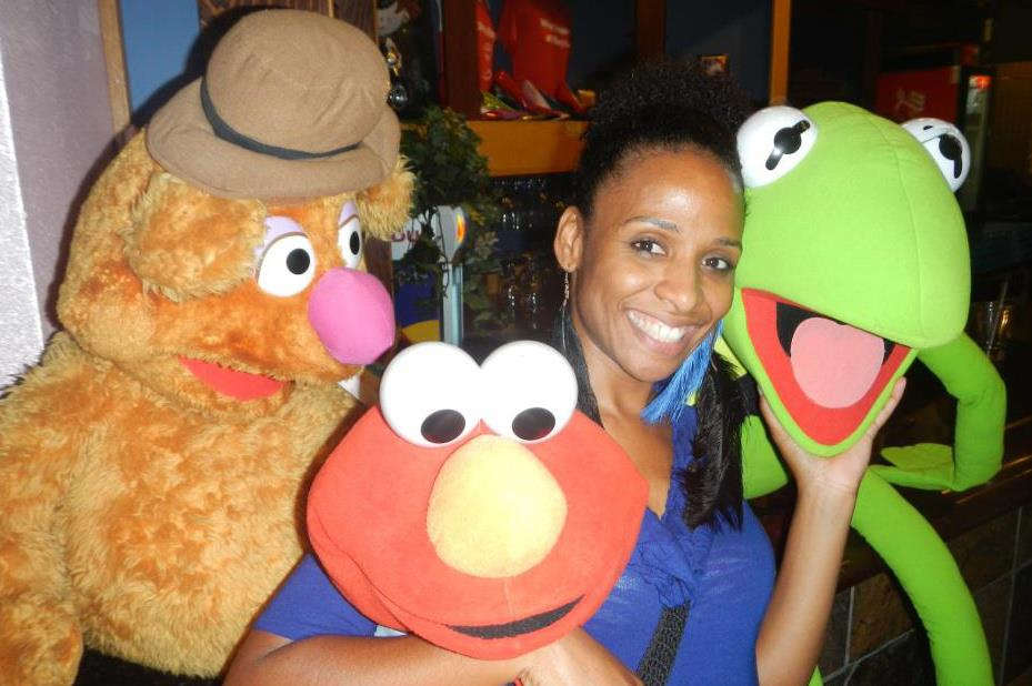 Venus with the Muppets