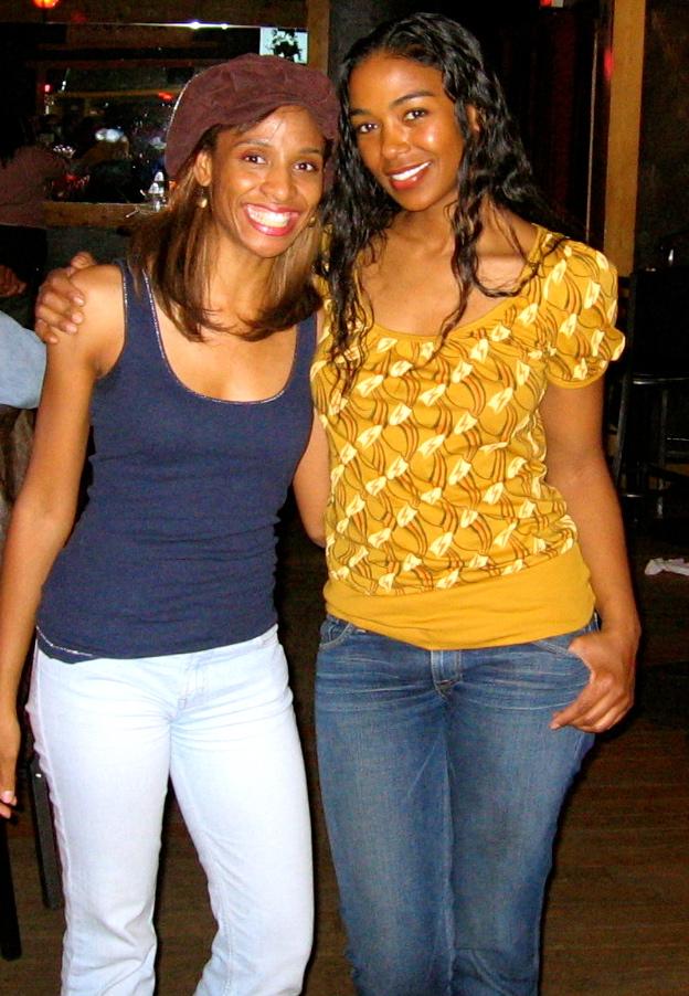 Venus with Ananda Lewis
