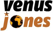 VenusJones.com Retina Logo